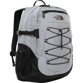 The North Face Borealis Classic Mochila 29l, mid grey heather/tnf black